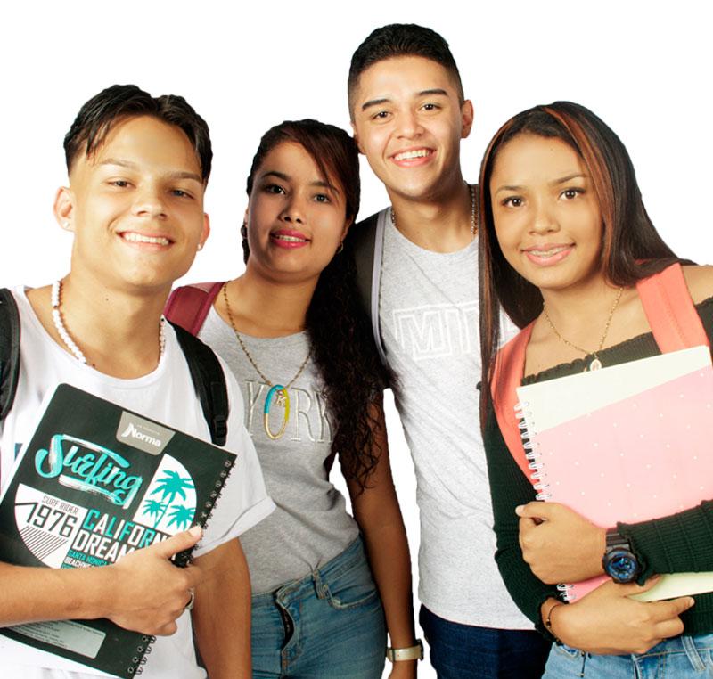 inglés curso básico adolescentes