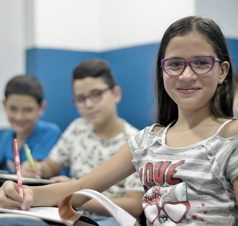 inglés curso básico niños